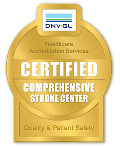 Comprehensive Stroke Center